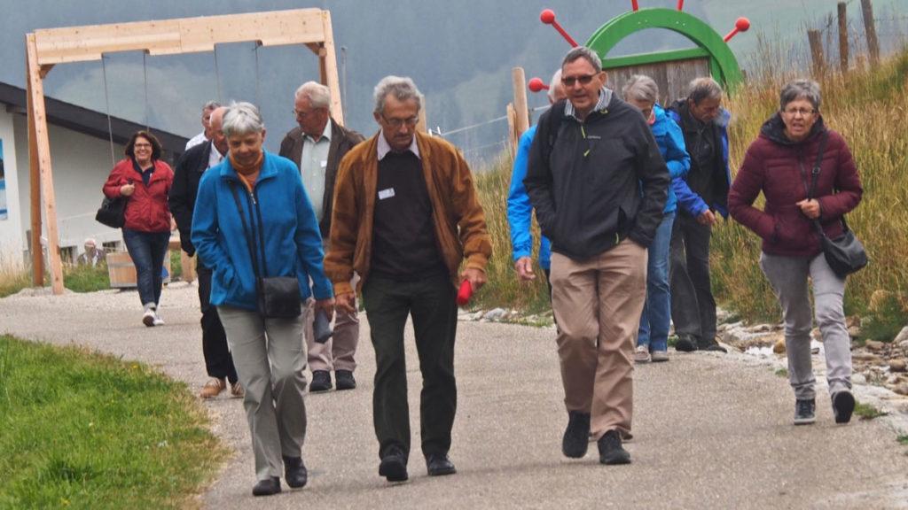 Besuch im UNESCO-Biosphärenreservat Entlebuch