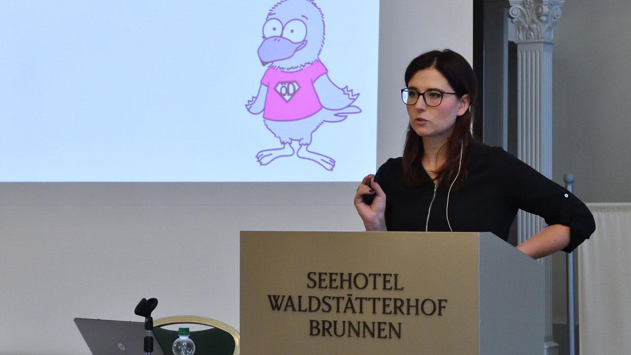 Fachtagung Brunnen 2016 Sandra Kothe