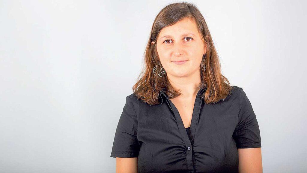 Aline Zucco ist Gender-Ökonomin beim Deutschen Institut für Wirtschaftsforschung (DIW)