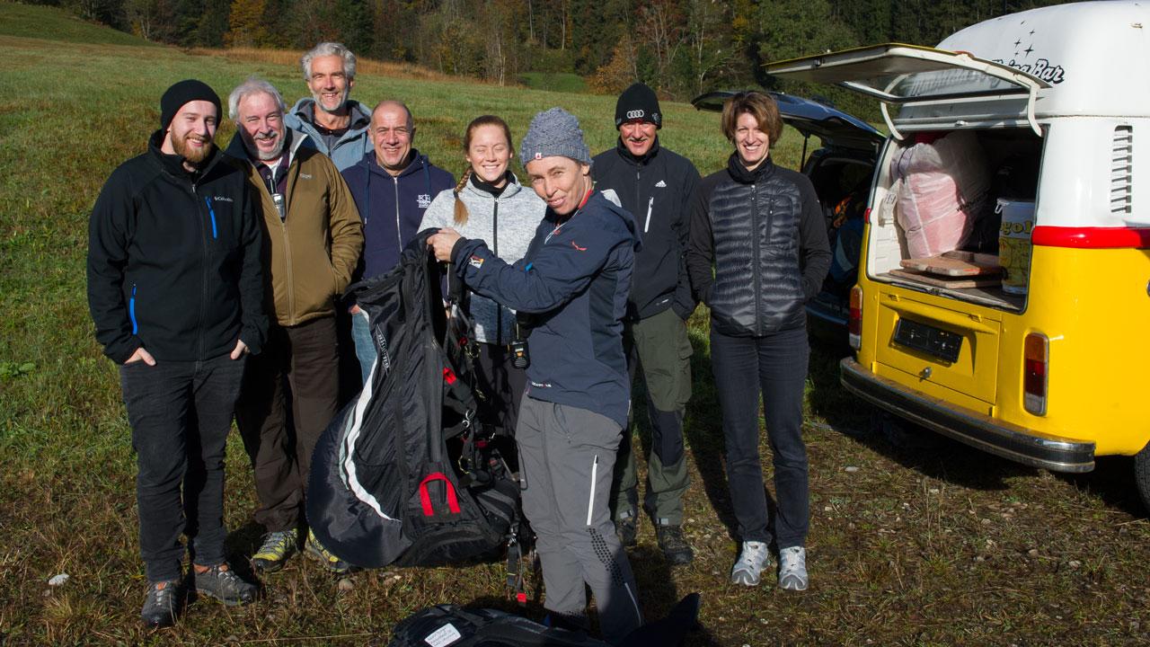 Horgner Personalverband Gruppenfoto