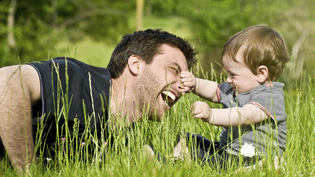 Initiative Vaterschaftsurlaub