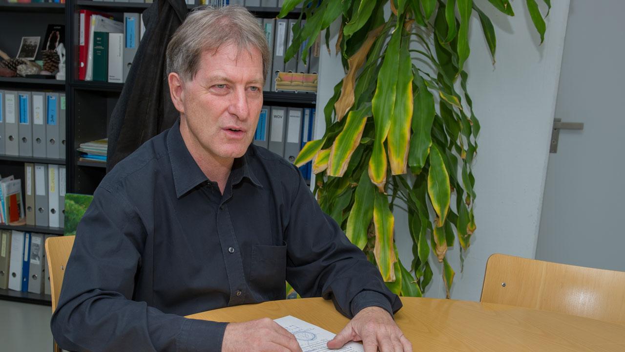 Interview mit Hans Melliger