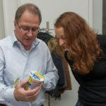 Hans Jürg Rodel, Lebensmittelkontrolleur im Kanton Aargau