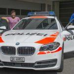Strassmann-Hutter-Polizeiauto